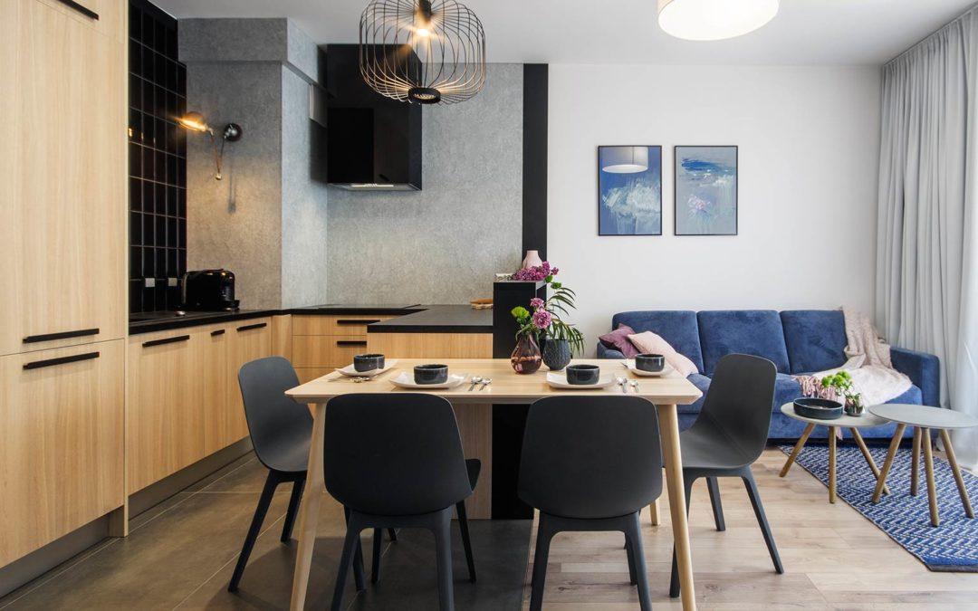 Apartament na wynajem / Gdańsk Zaspa